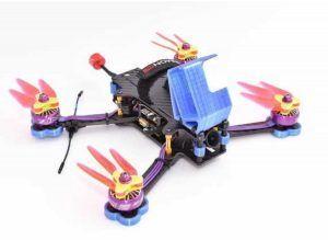 Dron fabricado en impresión 3D