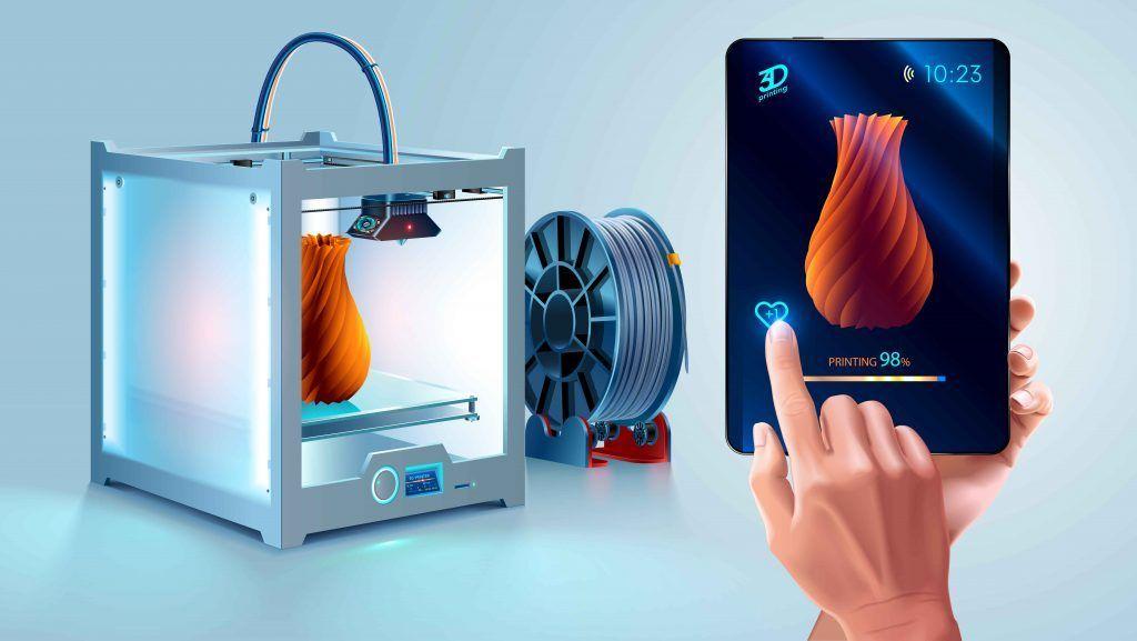 Coste de impresión al instante, servicio de impresión 3D