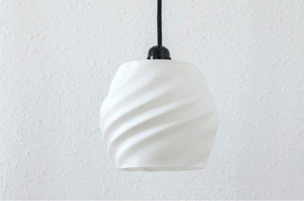 Lámpara impresa en 3D