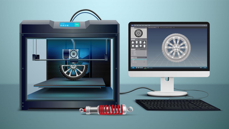 La impresión 3D en la automoción