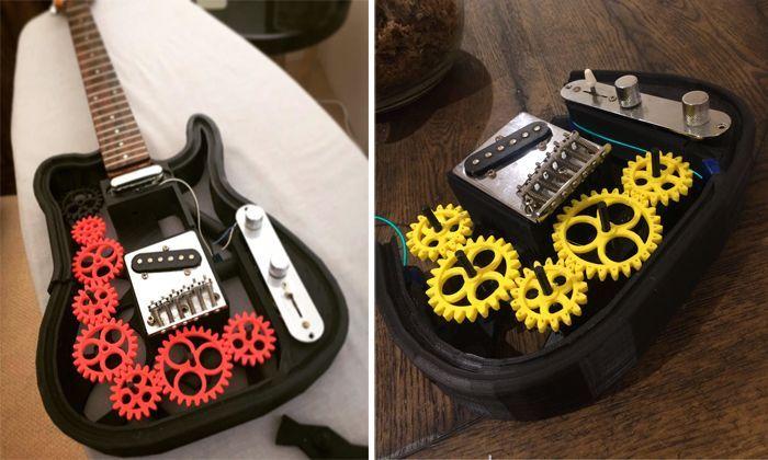 Impresión 3D de instrumentos musicales