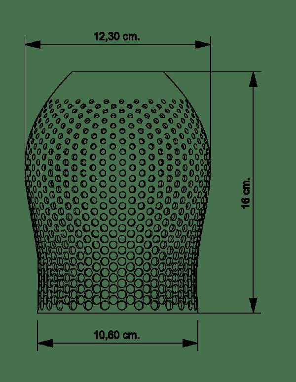 Servicio de modelado 3D para fabricación mediante impresora 3D